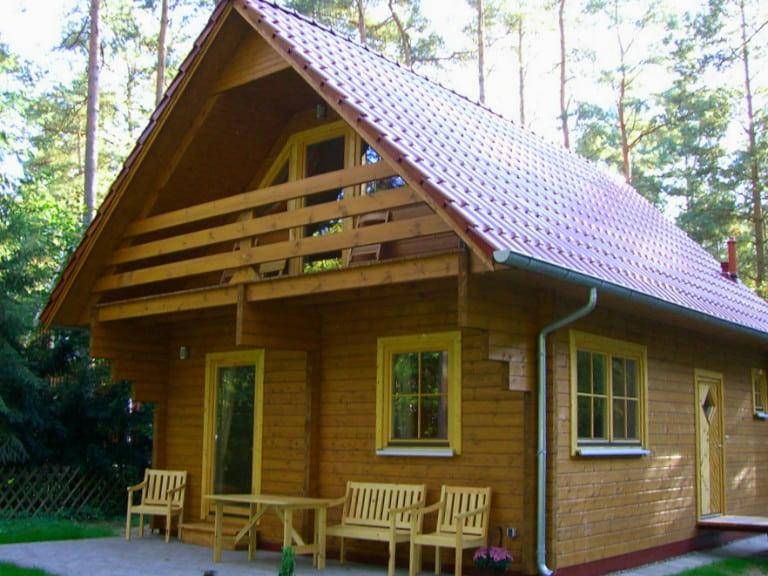Waldpark am Roofensee Ferienhausvermittlung Schleusenweg 1, Menz, 16775 Stechlin