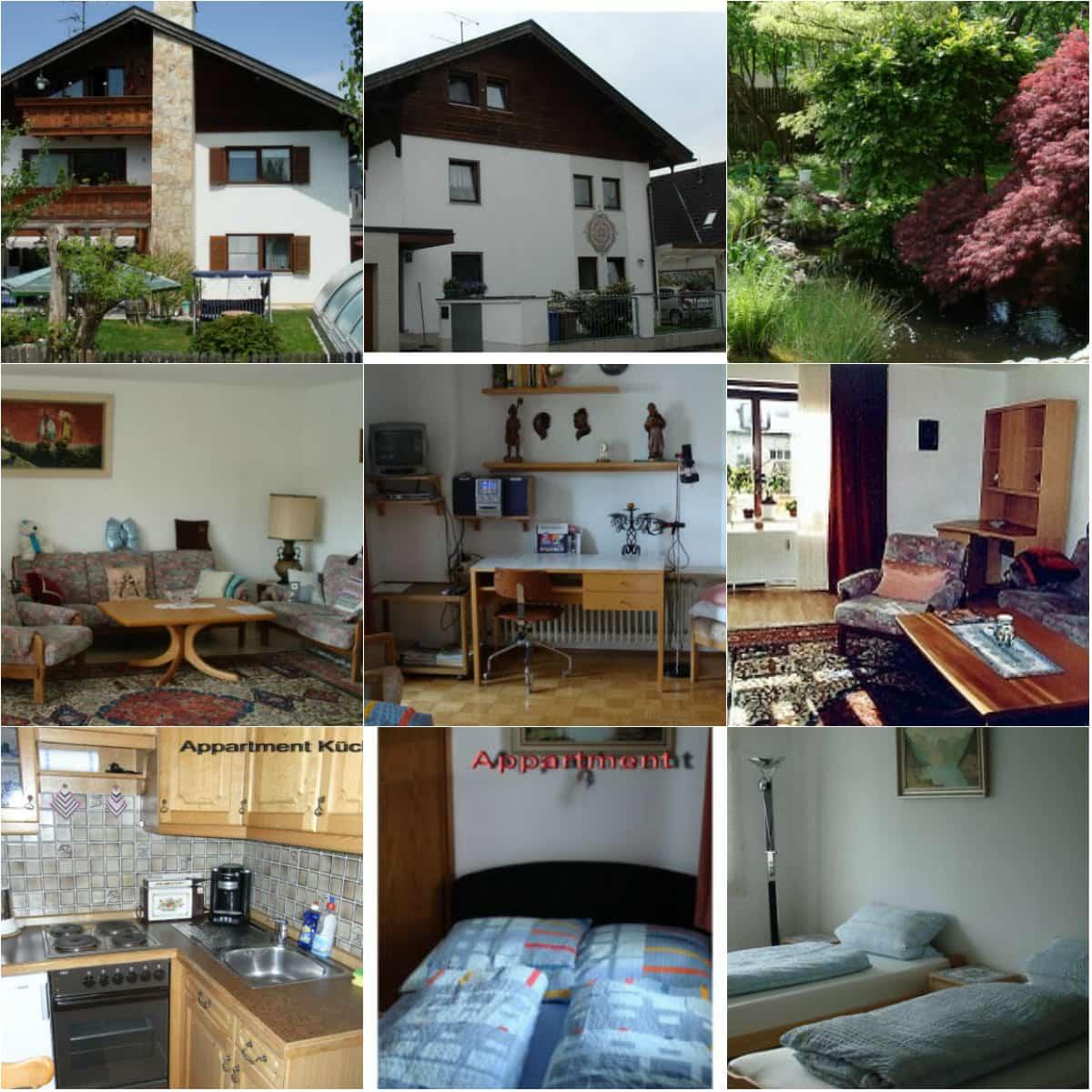 Stegmüller Zimmer und Appartements München Liscowstraße 38, 81739 München