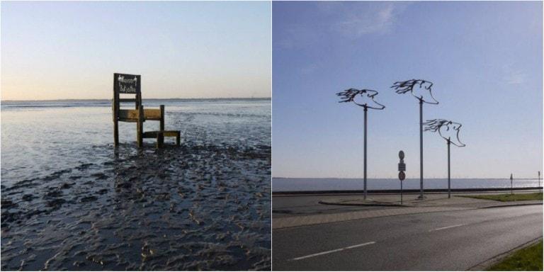 Kunst im Nordseebad Varel/Dangast