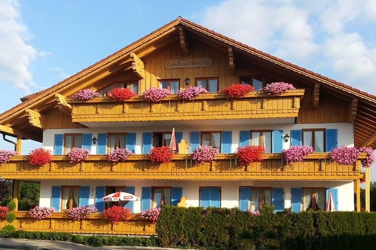 Landhaus Ohnesorg Jupiterstr. 7, 87484 Nesselwang