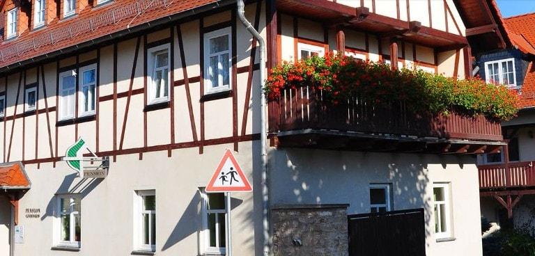 Pension Lindenhof Bei der Kirche 22, 99441 Kromsdorf (bei Weimar)