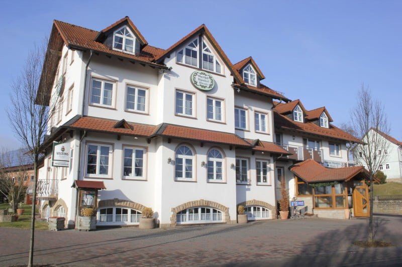 Landgasthof-Pension Rhönblick Rochusstr. 1, 36093 Künzell-Wissels